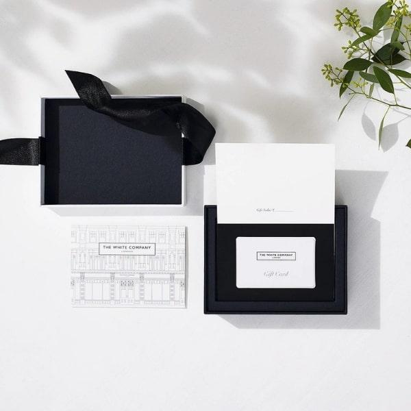 Win a £50 White Company Gift Card